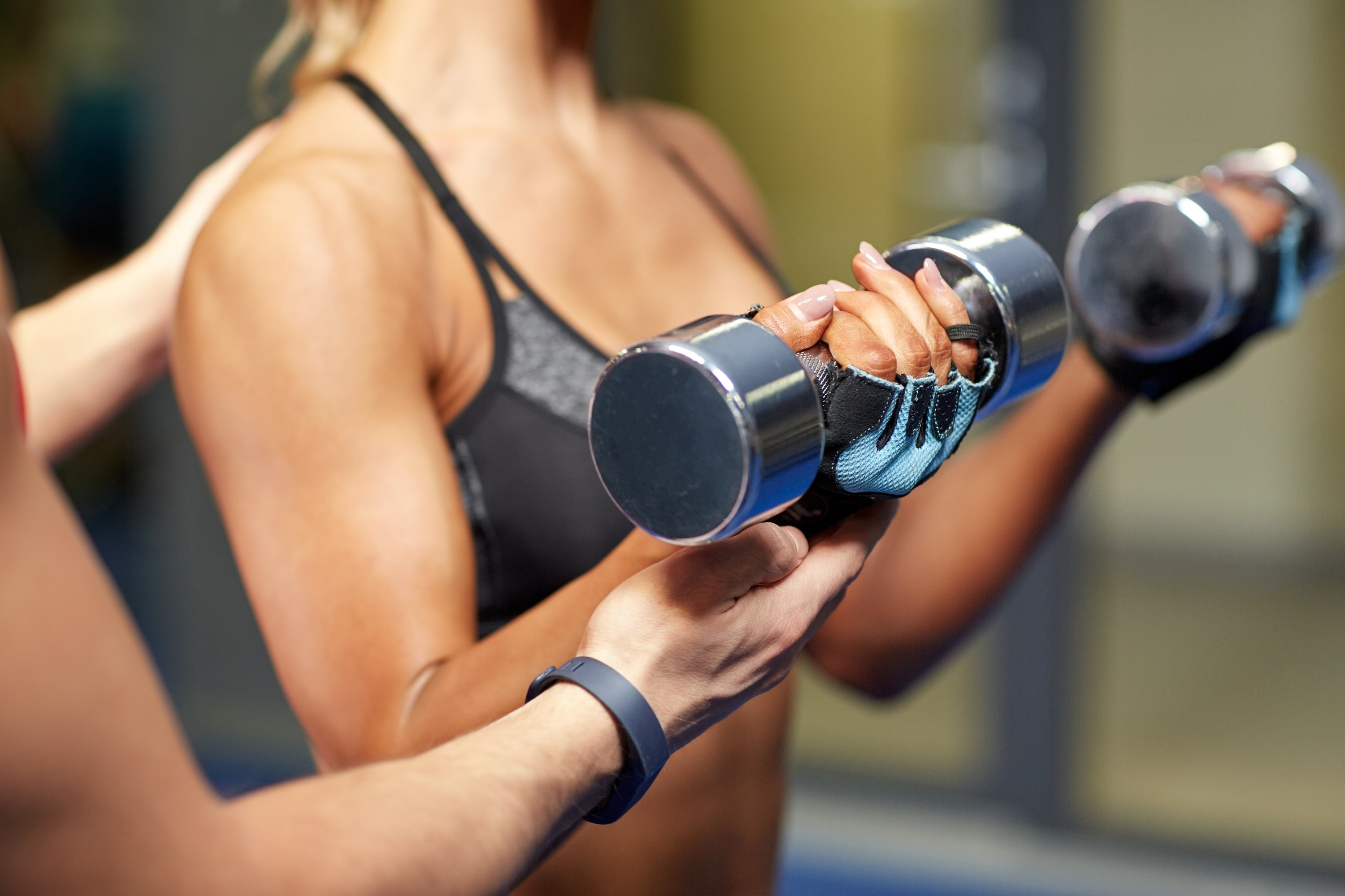 Hit Your Personal Fitness Goals Faster
